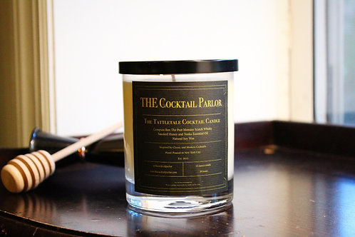 Tattletale Cocktail Candle