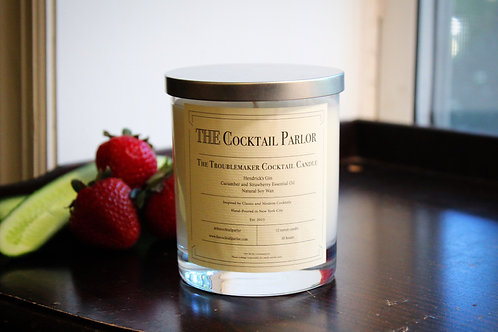 Troublemaker Cocktail Candle