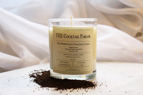 Dominicana Cocktail Candle