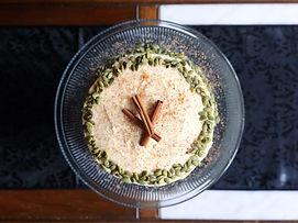 Hot Buttered Pumpkin Rum Layer Cake