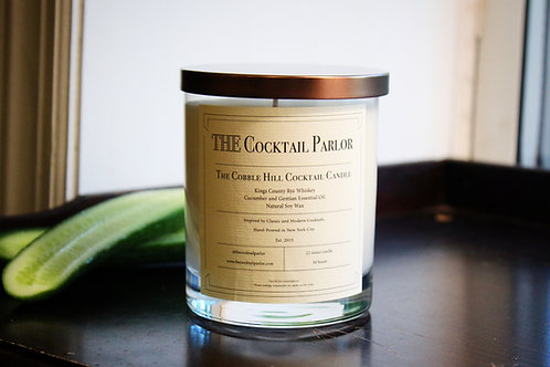 Cobble Hill Cocktail Candle