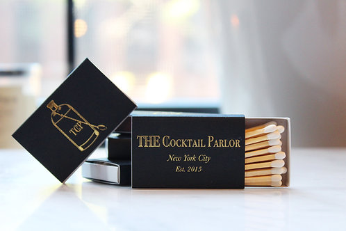 Branded Matchbook