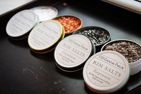 Cocktail Rim Salts - 4 Pack