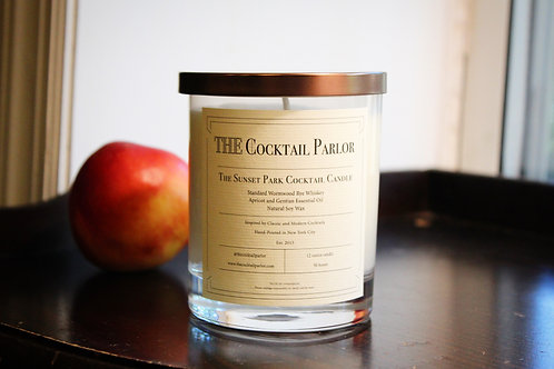 Sunset Park Cocktail Candle