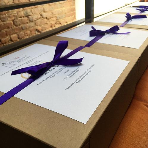 The Custom Wedding Package