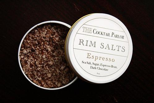 Cocktail Rim Salts - Espresso