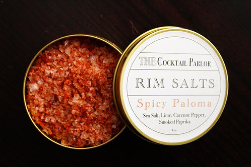 Cocktail Rim Salts - Spicy Paloma