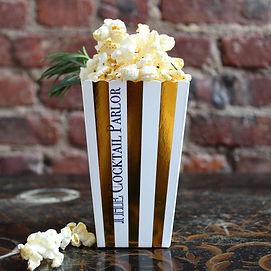 Boozy Popcorn