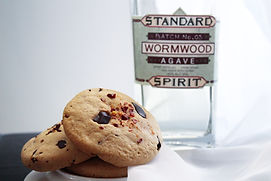Standard Wormwood Agave Chili Cocktail Cookie
