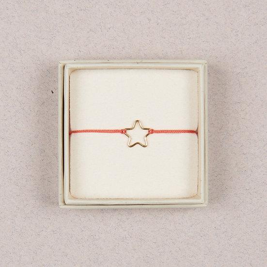 Bracelet Stella Corail