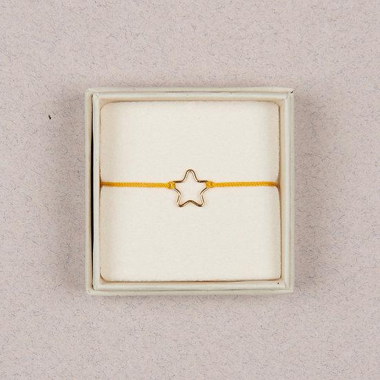 Bracelet Stella Ocre