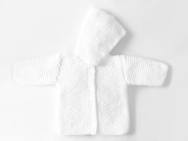 Manteau Arthur Blanc