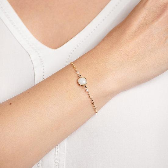 Bracelet Maia Pierre de lune