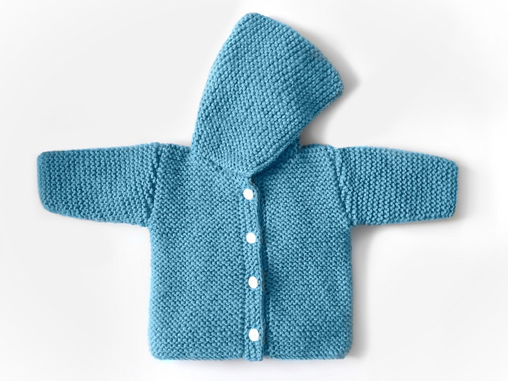 Manteau Arthur Bleu