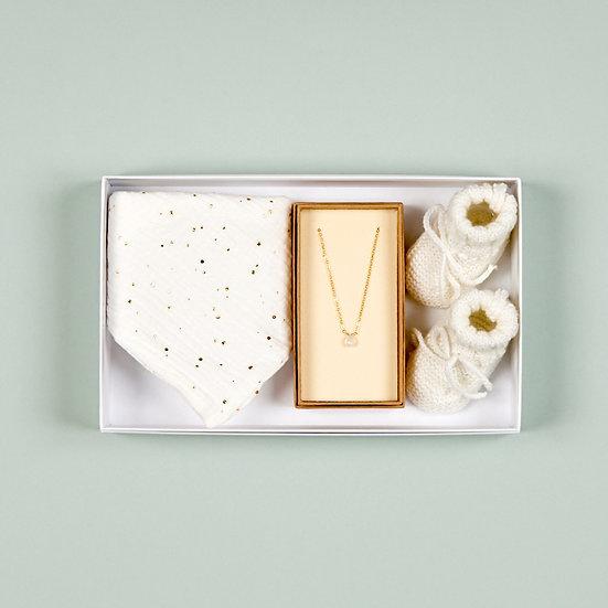 Coffret Cassiopée Blanc