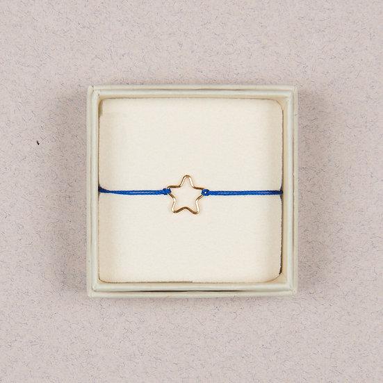 Bracelet Stella Bleu