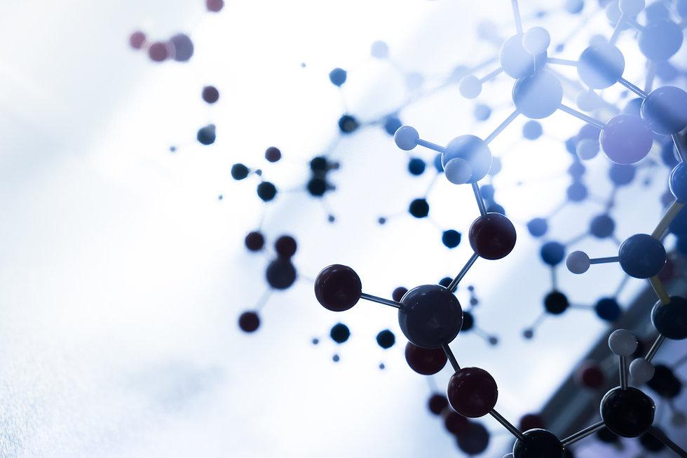 Science Molecule DNA Model Structure, bu