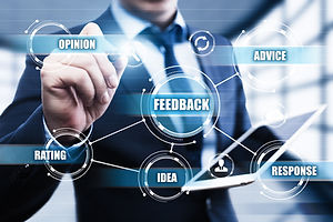 Feedback Business Quality Opinion Servic