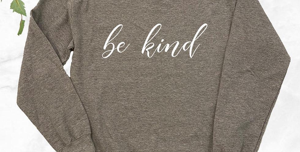 Be Kind Crew Neck Sweater