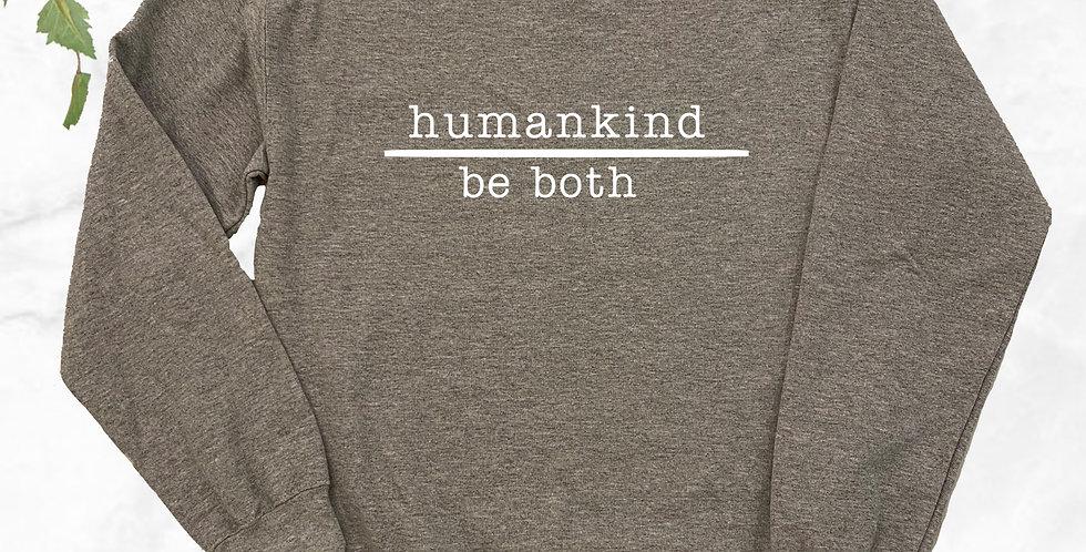 Humankind Crew Neck Sweater