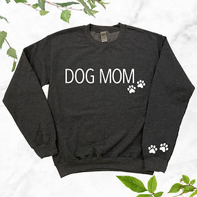 Charcoal Sweater Dog mom.jpg