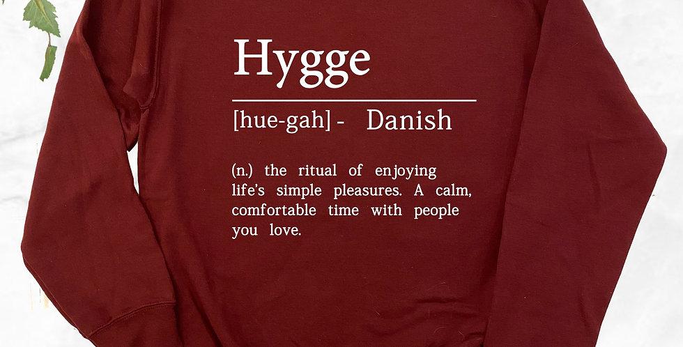 Hygge Crew Neck Sweater