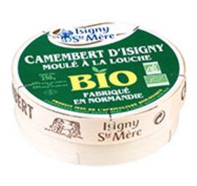 Camembert BIO Isigny Louche
