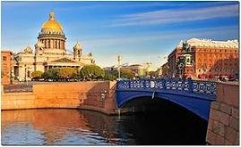 Поцелуев мост Санкт-Петербург