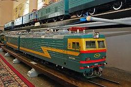 Центральный музей железнодорожного транспорта России Санкт-Петербург