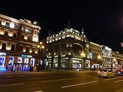 Торговый дом «Братья Елисеевы», магазин Елисеевский, Санкт-Петербург