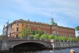Инженерный замок, Михайловский замок, дворе Павла I Санкт-Петербург