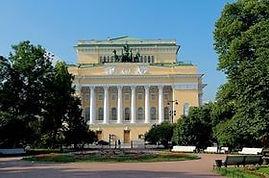 Александринский театр Санкт-Петербург, Александринка
