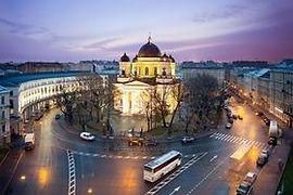 Преображенский собор Санкт-Петербург