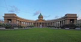 Казанский собор Санкт-Петербург