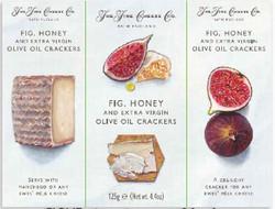 Crackers aux figues