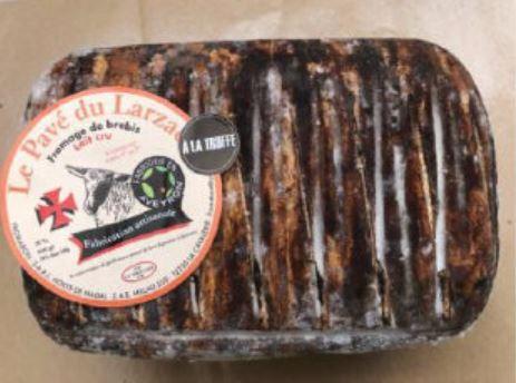 Pavé de Brebis truffes