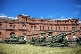 Артиллерийский музей Санкт-Петербург главный вход