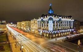 Дом Зингер, офис Вконтакте Санкт-Петербург