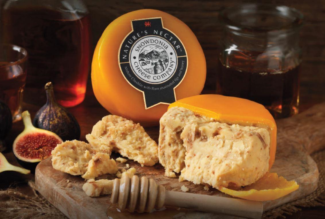 Swodonia Cheddar Nectar - Rhum Figue Mie