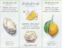 Crackers citron
