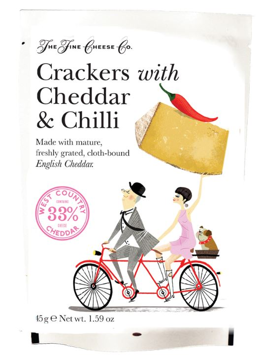 Crackers Cheddar Chilli