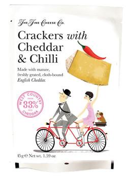 Crackers Cheddar Chilli
