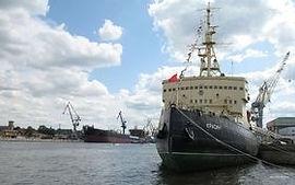 Ледокол-музей «Красин» Санкт-Петербург