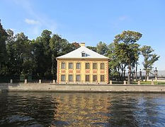 Летний дворец Петра I Санкт-Петербург