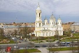 Князь-Владимирский собор Санкт-Петербург