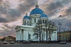 Троицкий-Измайловский собор Санкт-Петербург