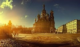 Собор Спаса-на-Крови Санкт-Петербург