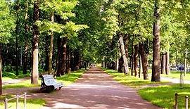 Александровский сад Санкт-Петербург