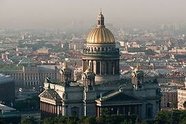 Исаакиевский собор Санкт-Петербург