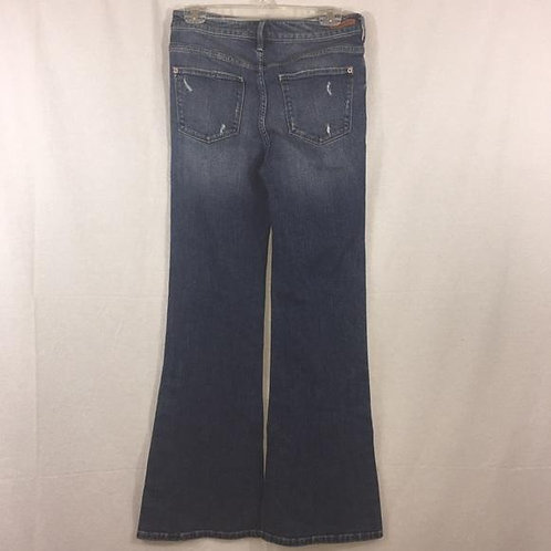 Anthropologie Pilcro Slim Boyfriend High Rise Jeans